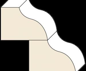 Laminated-Ogee