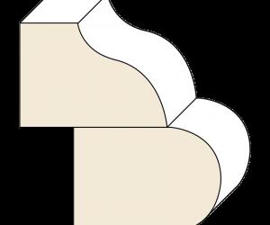 Laminated-Ogee-Bullnose